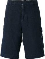Brunello Cucinelli cargo shorts - men - Cotton/Linen/Flax/Polyester - 50