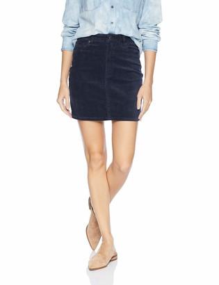 RVCA Junior's Molly Corduroy Skirt