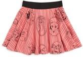 Mini Rodini Toddler Girl's Fox Family Skirt