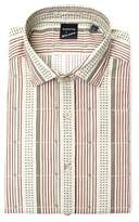 Bagutta Men's Multicolor Cotton Shirt.