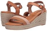 Roxy Gabrielle (Tan/Brown) Women's Dress Sandals