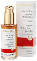 Dr. Hauschka Almond Stjohn'Swort Body Oil 75 Ml