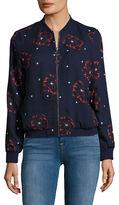 Vero Moda Floral Bomber Jacket