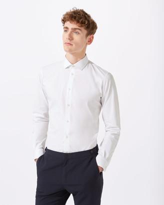 Jigsaw Italian Stretch Poplin Shirt