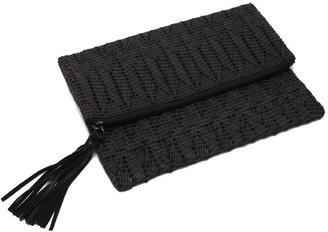 Ale By Alessandra Women's La Pluma Vegan Leather Clutch