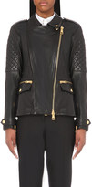 Burberry Remmington leather jacket