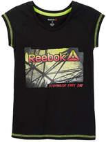 Reebok Stronger Every Day Tee (Big Girls)