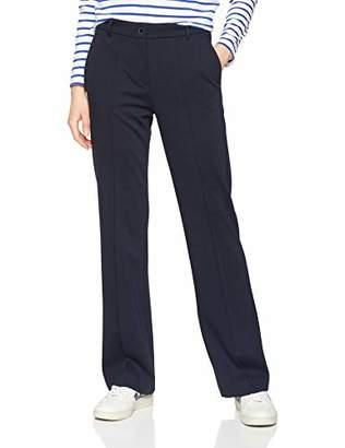 Brax Women's Milva, Jerseyhose Flared Trousers,(Size: 46K)