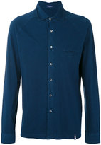 Drumohr chest pocket shirt - men - Cotton - S
