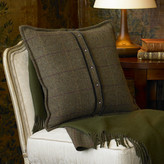 Adriana Tweed Throw Pillow