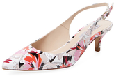 LK Bennett Mira Patent Leather Slingback Pump