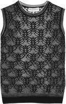 Emilio Pucci Stretch-lace tank