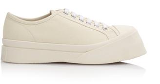 Marni Platform Canvas Sneakers