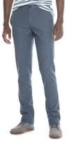 Thomas Dean Stretch Cotton Unhemmed Pants (For Men)