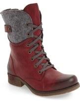 Rieker Antistress 'Fee 04' Lace-Up Boot (Women)