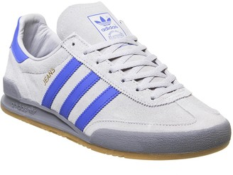 adidas Jeans Trainers Grey Blue