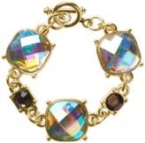 Crazy 8 Gem Bracelet