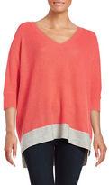 Splendid V-Neck Dolman Sweater