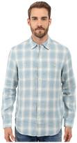 Lucky Brand Plaid Two-Pocket Workwear Shirt