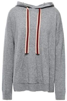 Parker Chinti & Ringmaster Wool And Cashmere-blend Hoodie