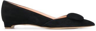 Rupert Sanderson Aga ballerina shoes
