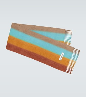 Acne Studios Vanessa striped scarf
