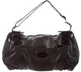 Rochas Small Leather Handle Bag