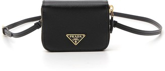 Prada Logo Coin Purse