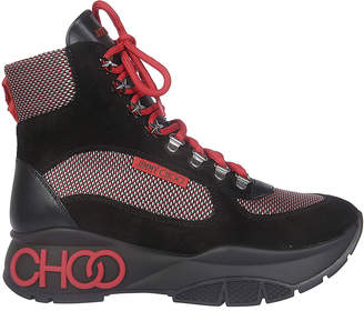 Jimmy Choo Inca/f Hi-top Sneakers