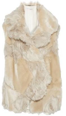 Stella McCartney Aurora Faux Fur Vest