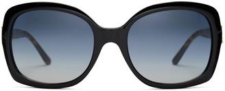 Tory Burch Gemini Link Oversized Sunglasses