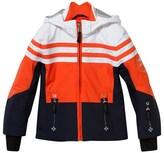 Bogner Orange Issa Tech Ski Jacket