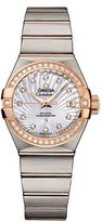 Omega Constellation Mother of Pearl Automatic Watch