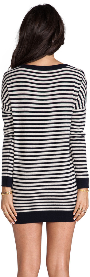 Demy Lee Jamie Cashmere Stripe Tunic