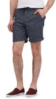 Red Herring Navy Fine Stripe Beach Shorts