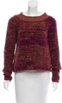 Creatures of the Wind Knit High-Low Sweater