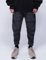 N.D.G. STUDIO Essentiel Slate Cargo Pants