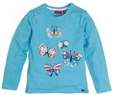 Salt&Pepper SALT AND PEPPER Girl's Longsleeve Smile Butterfly Long-Sleeved T-Shirt
