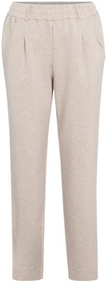 Varley Copra stretch-cotton trackpants