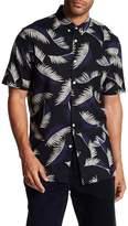 Barney Cools Bahamas Short Sleeve Regular Fit Pattern Shirt