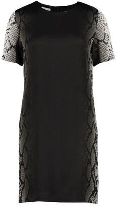 Escada Sport Dinkoya Python-Sleeve Shift Dress