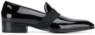 Tom Ford Elasticated Strap Loafers