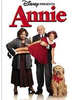 Disney Annie DVD