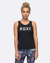 Roxy Womens Shiny Way Tank Top