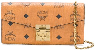 MCM Patricia Two Fold wallet