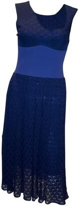 Missoni Blue Lace Dress for Women