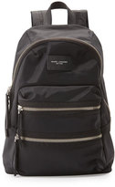 Marc Jacobs Packrat Nylon BIker Backpack, Black