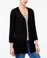 One Hart Juniors' Open-Front Cardigan, Only at Macy's