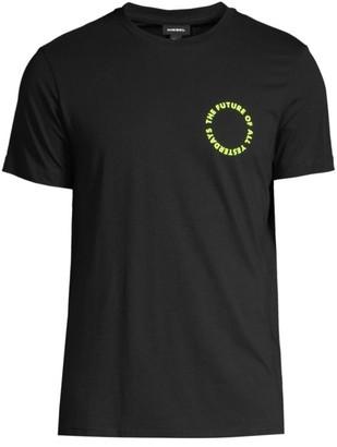Diesel Diegos Graphic T-Shirt