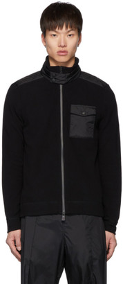 MONCLER GRENOBLE Black Fleece Jacket
